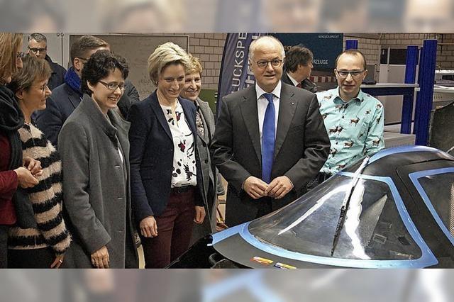 Hochschule erhofft sich von Stuttgart mehr Geld