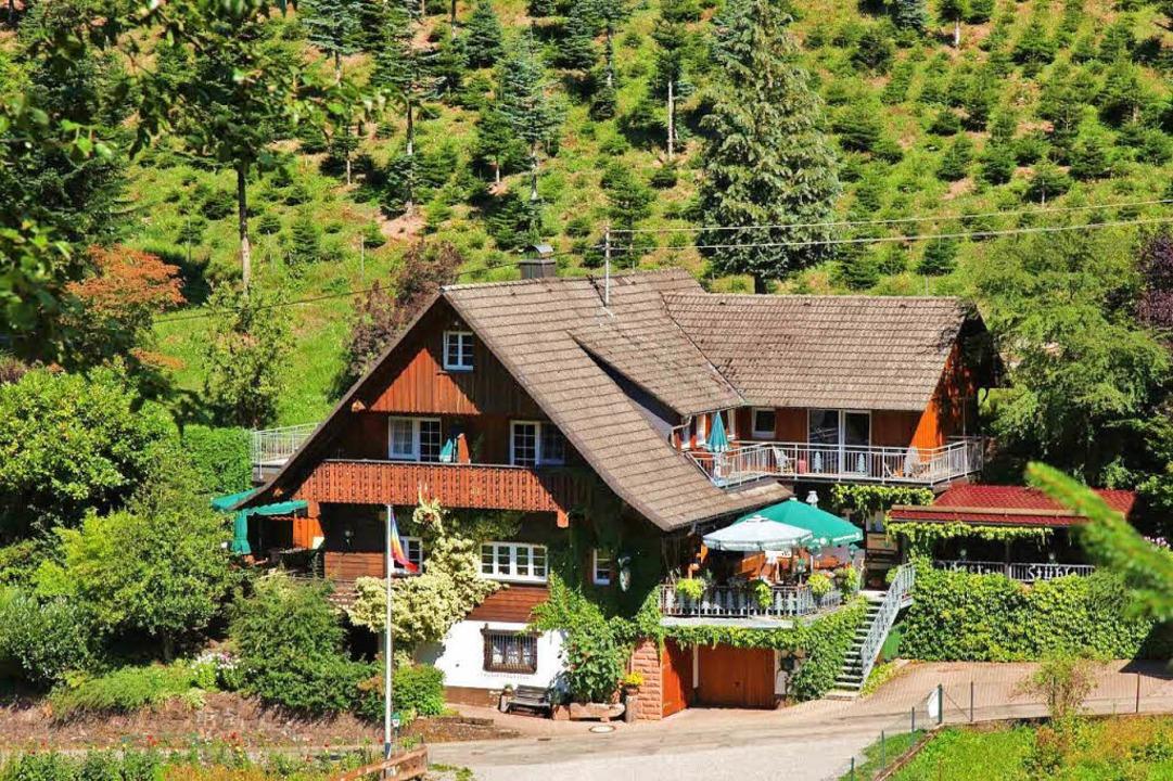 Nur noch vier Wochen, dann macht das  ...tüble in Oberharmersbach für immer zu.  | Foto: privat