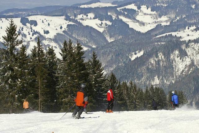 Tageskarten für die Skilifte Münstertal-Wieden zu gewinnen!