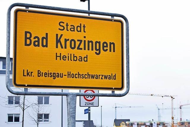 Bad Krozingen will