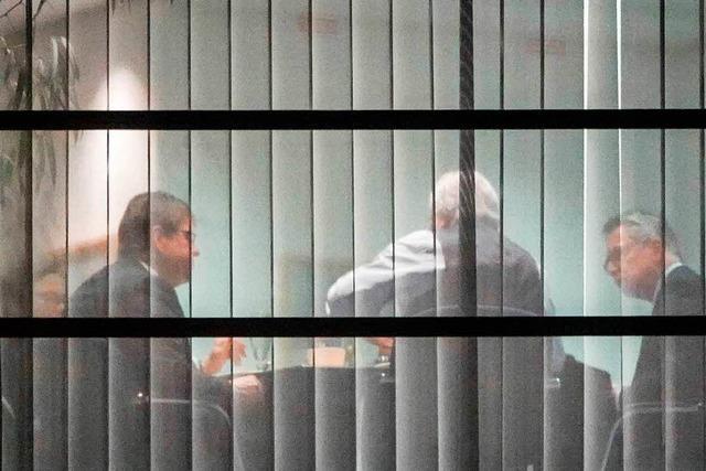 Durchbruch bei Sondierungsgesprächen: Chefebenen von Union und SPD einig
