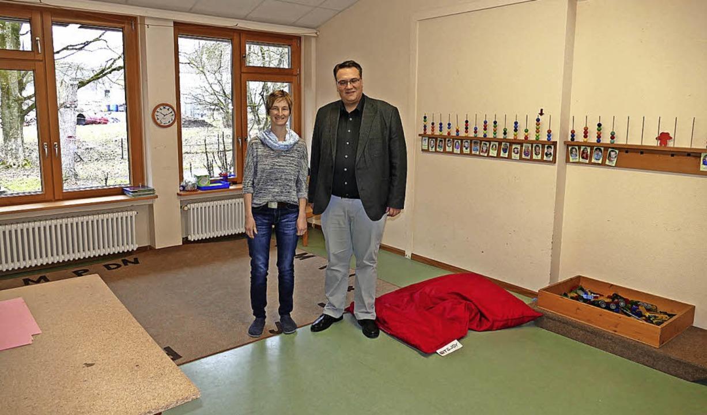 Ohne großen Aufwand lässt sich dieser ...rank und Geschäftsführer Mario Isele.   | Foto: Juliane Kühnemund