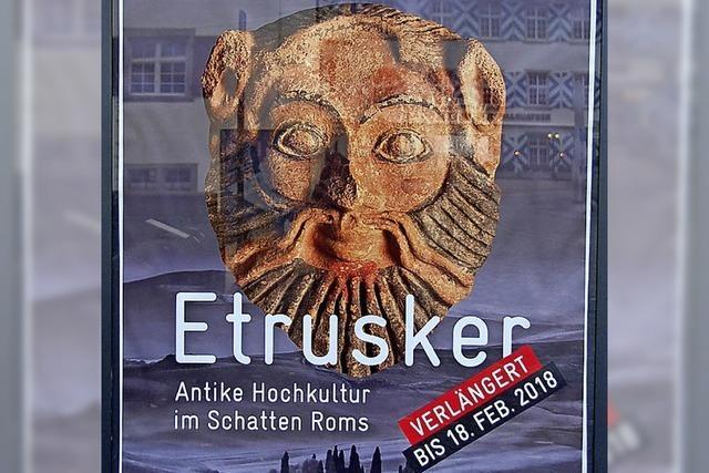Hochkultur der Etrusker