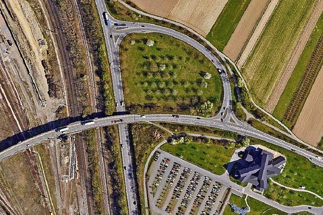 Verkehrsknoten Römerstraße-B3 in Weil soll leistungsfähiger werden