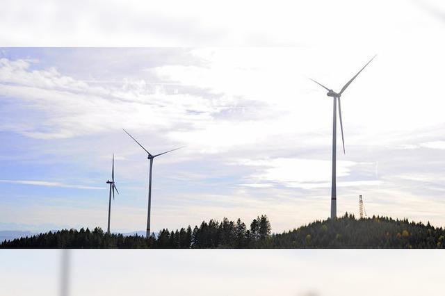 Windpark läuft nun im Regelbetrieb