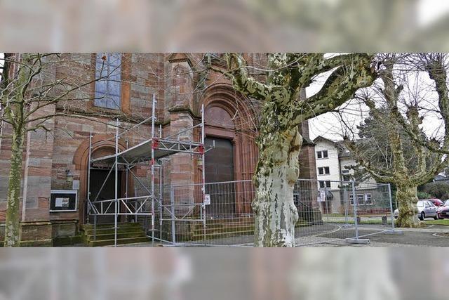 Sanierungskosten für katholische Kirche Schopfheim steigen