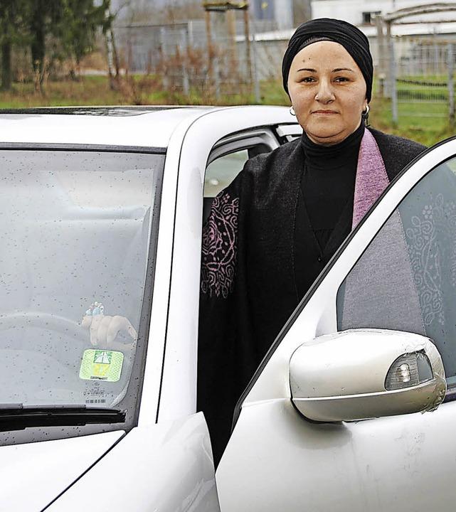 Am Anfang stand der Führerschein: Die ... in die deutsche Gesellschaft gebahnt.  | Foto: Robert Bergmann