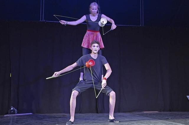 Neues Jahr – neuer Zirkus