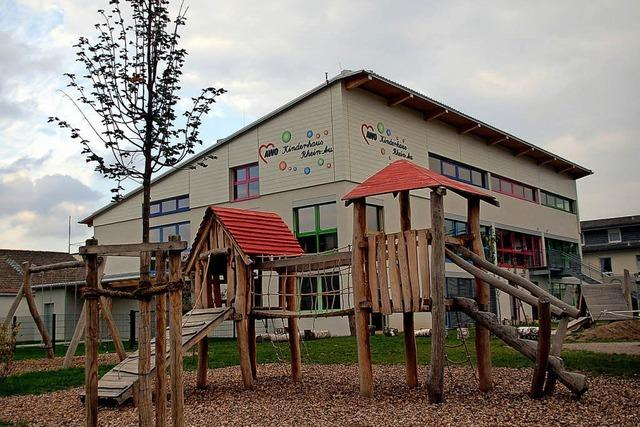 Die Kindergärten sind voll