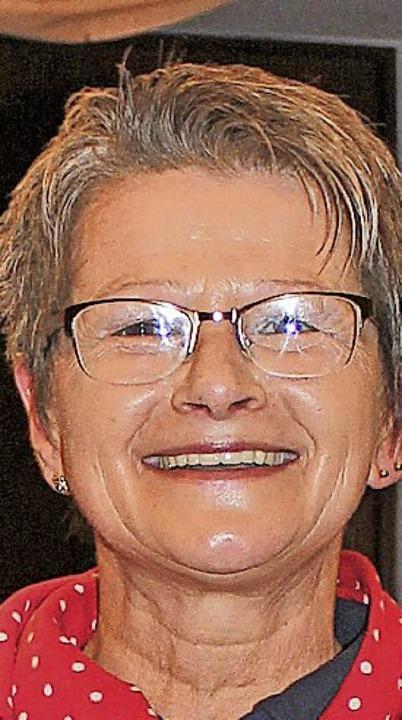 Ehre, wem Ehre gebührt: Sybilla Maier ...en und der Ehrenurkunde ausgezeichnet.  | Foto: Christa Maier