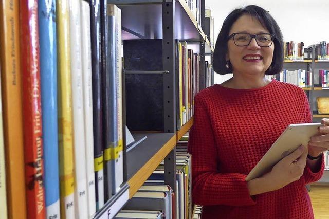 Leiterin der Offenburger Stadtbibliothek nimmt nach 37 Jahren Abschied