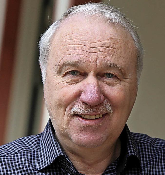 Dirigent seit 30 Jahren: Reiner Anstett    Foto: C. breithaupt