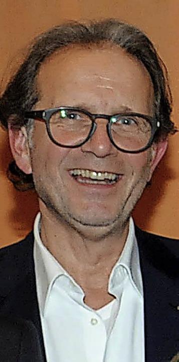 FDP-Kreisvorsitzender Johannes G. Huber   | Foto: löhnig