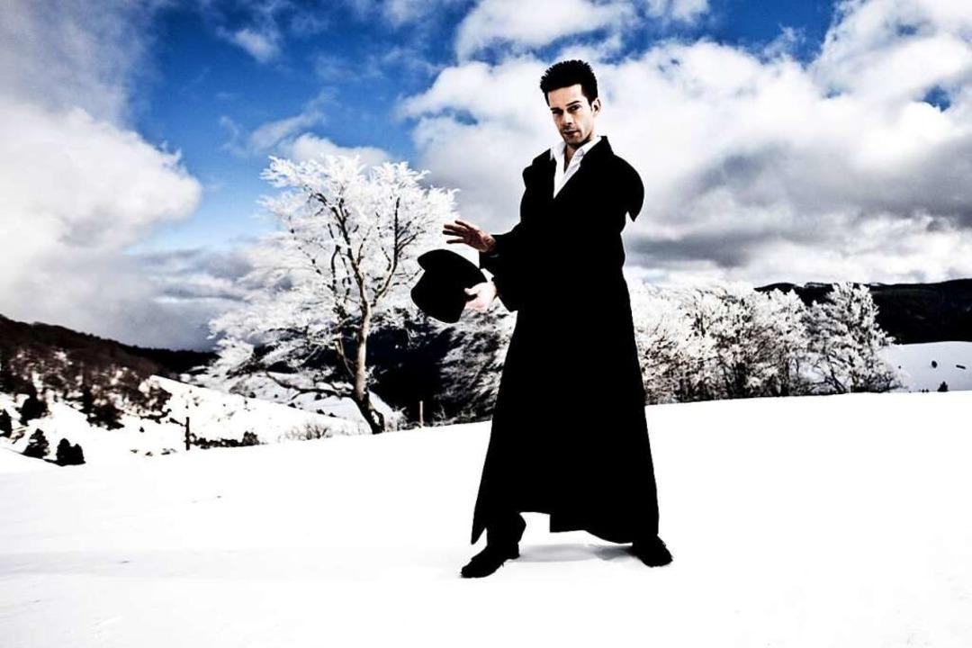The Magic Man: Willi Auerbach  | Foto: Oliver Rath