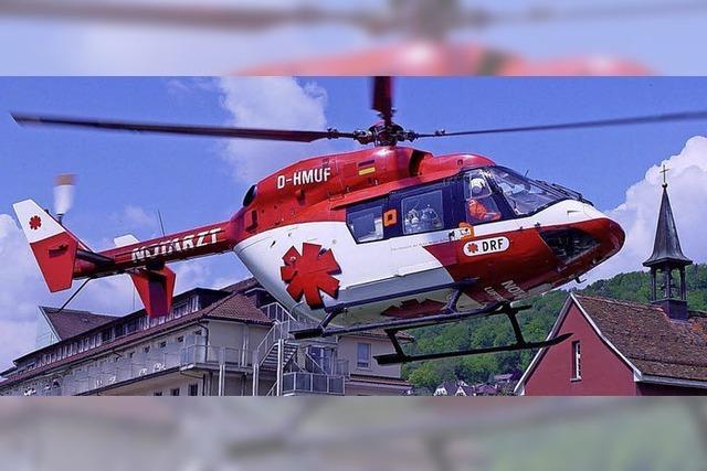 Steiger-Stiftung will Rettungsdienst neu ordnen