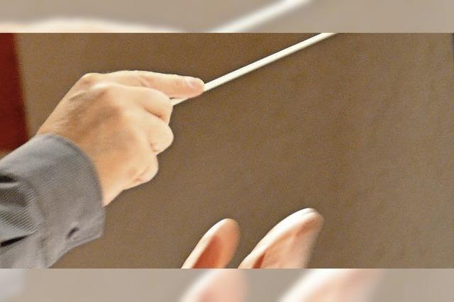 Dirigent dringend gesucht