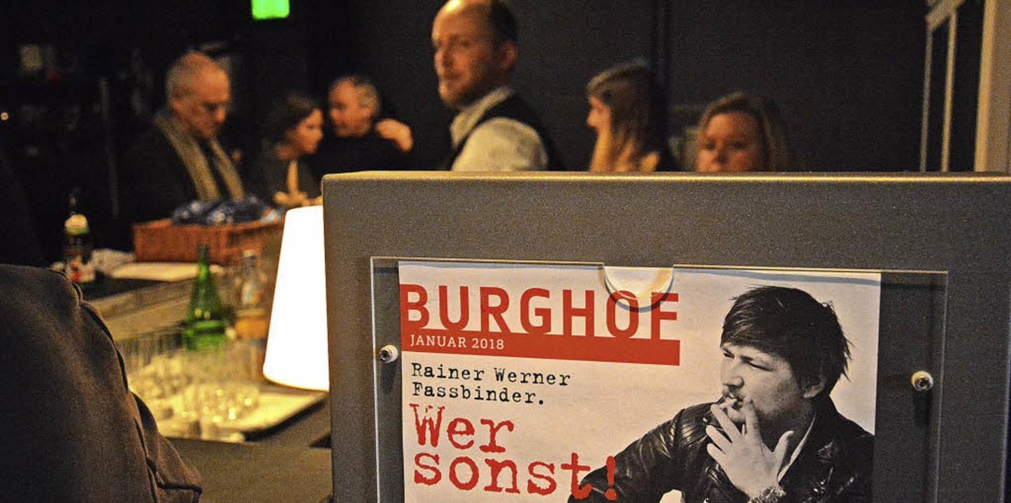 Mehr als nur ein temporäres Kino: Bühn...sbinder-Abende völlig neue gestaltet.   | Foto: Barbara Ruda