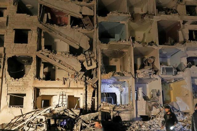 Assad setzt unbeirrt auf Sieg