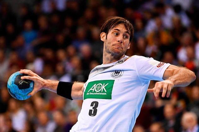 EM-Auftakt: Deutsche Handballer sind heiß auf Titelverteidigung