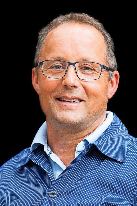 Gerhard Karle will zu den Besten gehören.   | Foto: Michael Wissing