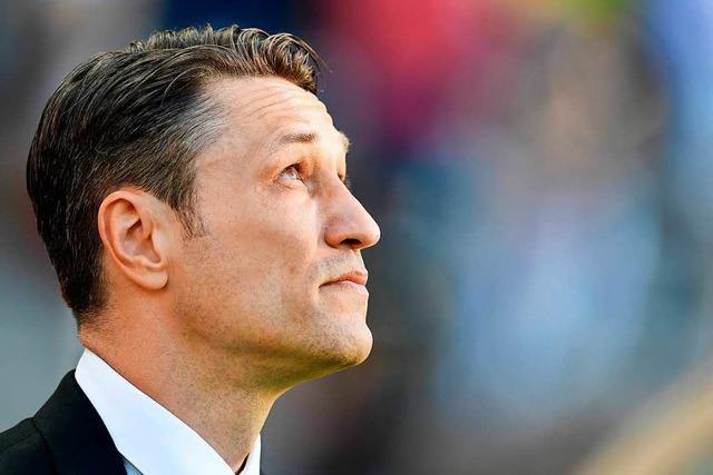 Wie Niko Kovac Eintracht Frankfurt auf Kurs gebracht hat