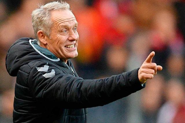 Liveticker zum Nachlesen: Eintracht Frankfurt – SC Freiburg 1:1