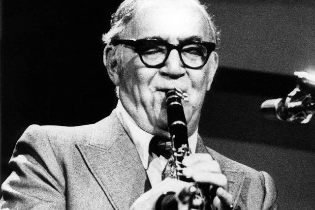 Als Benny Goodman den Jazz salonfähig machte