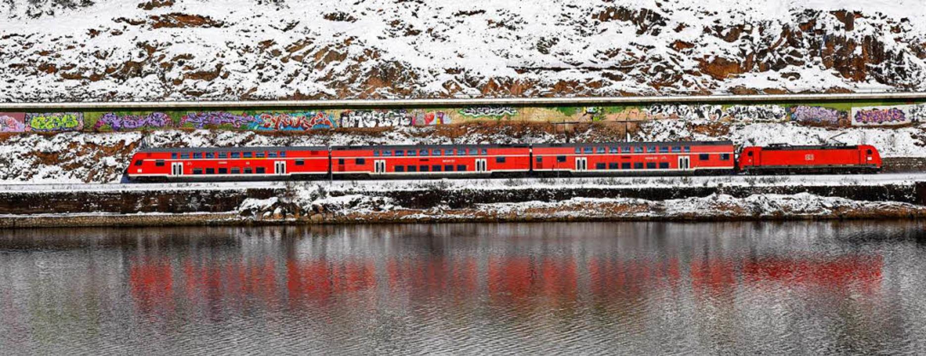 Die Dreiseenbahn zwischen Seebrugg und Titisee fährt am Sonntag wieder.  | Foto: Siegfried Gollrad