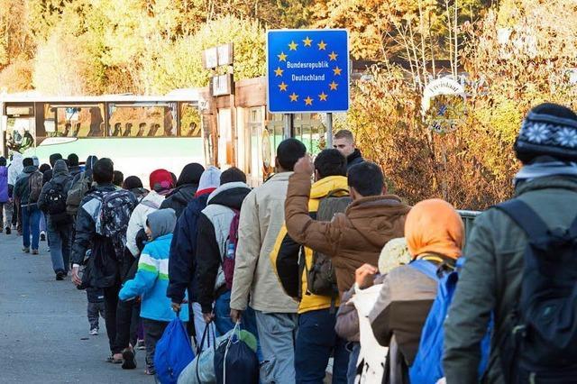 Wie Flüchtlinge geflüchteten Familien helfen sollen
