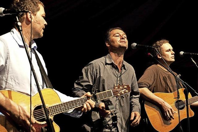 The Brothers' Acoustic Trio in Titisee-Neustadt