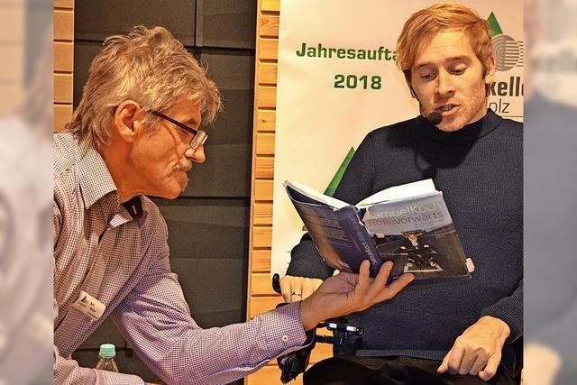 Samuel Koch kommt zum Jahresauftakt nach Todtmoos