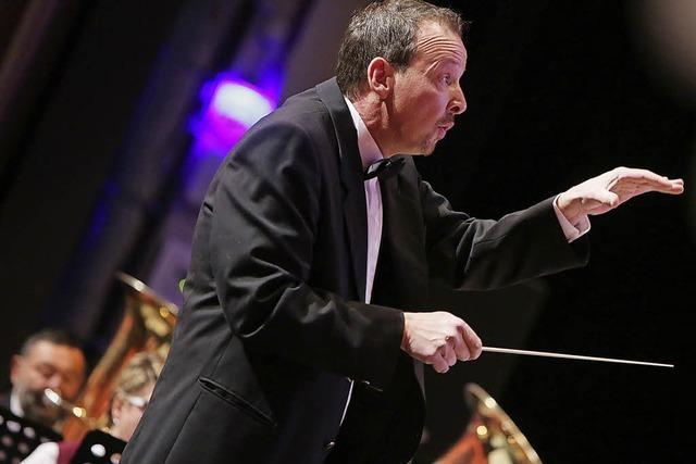 Axel Berger ist Stadtmusikdirektor