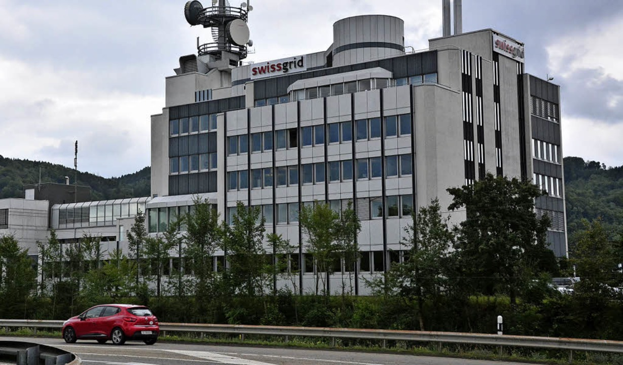 Swissgrid Control fungiert als Netzlei...d als Koordinationszentrum in Europa.   | Foto: Mahro