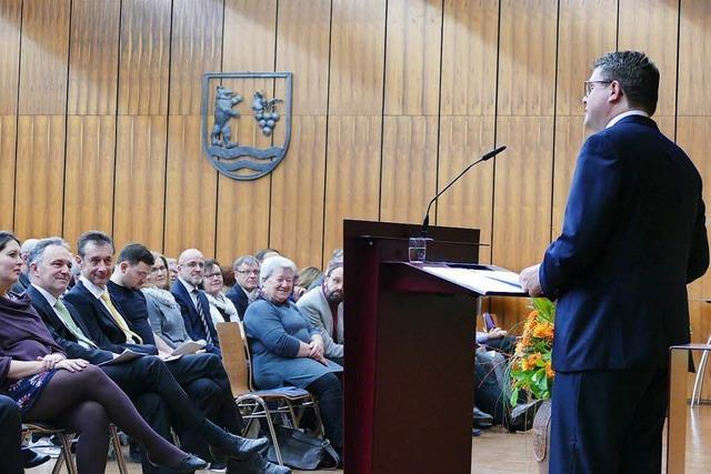 Gemeinde Grenzach-Wyhlen geht auf bewährtem Weg ins neue Jahr