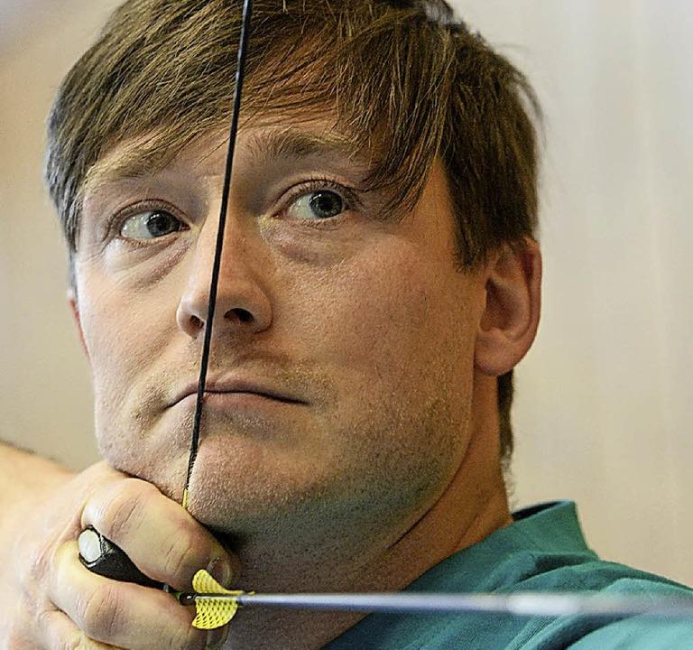 Top-Schütze für Welzheim: Jeff Henckels aus Luxemburg   | Foto: seeger