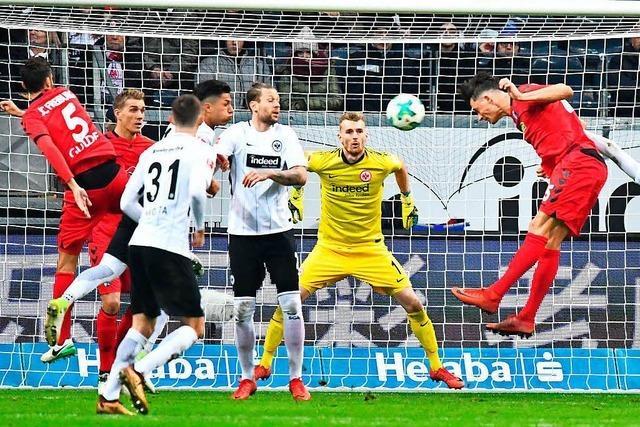 SC Freiburg hat aus der Not eine Tugend gemacht