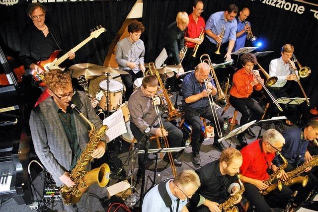 BZ-Interview: Oft sind die Musiker die Jüngsten im Jazztone Lörrach