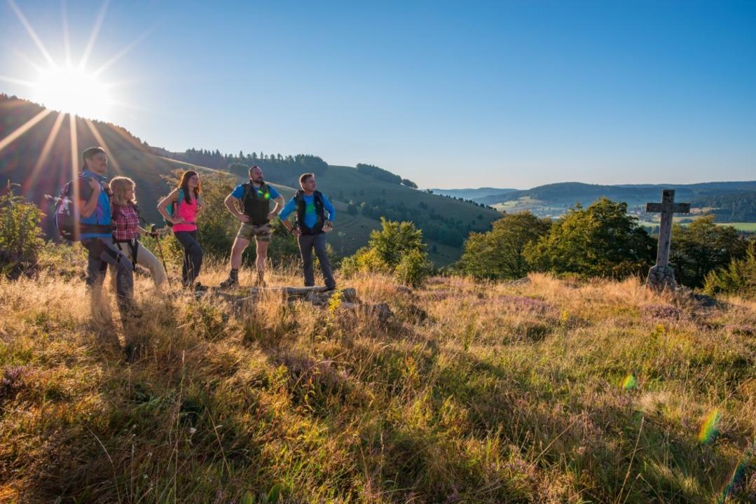 Als Qualitätsweg ausgezeichnet und vom...teht bei Wanderfreunden hoch im Kurs.   | Foto:  Tourismusamt Landkreis Waldshut/ Klaus-Peter Kappest