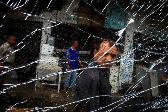 Attentäter reißen bei Doppelanschlag in Bagdad 27 Menschen in den Tod