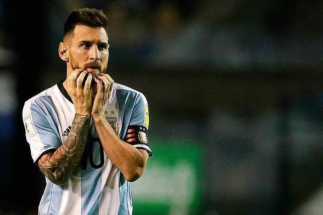 Argentinien trifft wohl in Manchester auf Italien