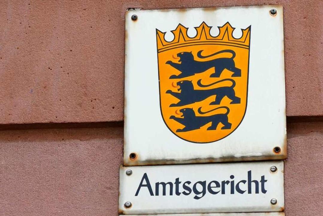 Verfahren vor dem Amtsgericht  | Foto: Dominik Bloedner