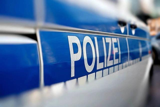 Autofahrerin bei Unfall in Lörrach leicht verletzt