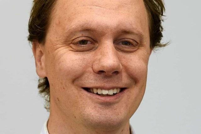 OB-Kandidat Manfred Kröber will Werbung für Freiburg einstellen