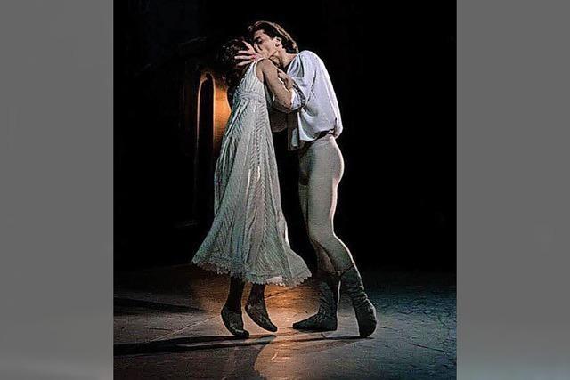 Liveübertragung von Prokofjews Ballett