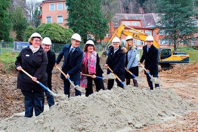 Neubau für Buchenbacher Klinik kostet 16 Millionen Euro