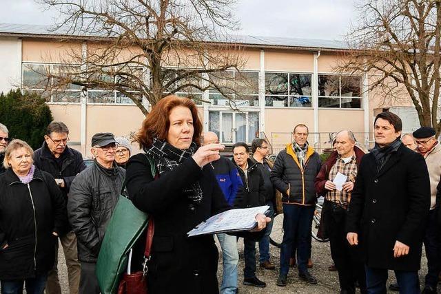Kippenheimer nehmen drei Standorte des neuen Bürgerhaus unter die Lupe