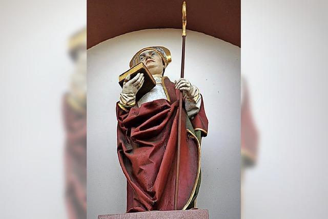 Zu Ehren des Heiligen Hilarius