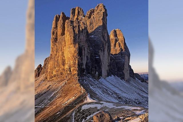 Auf Höhenwegen durch Südtirol