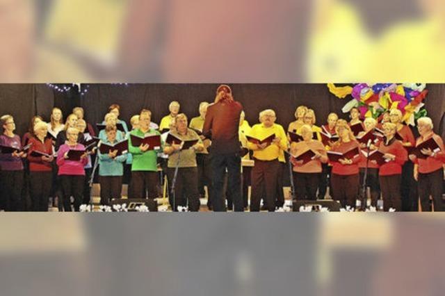 Hinein in neue Zeiten – der Jugendchor macht's vor