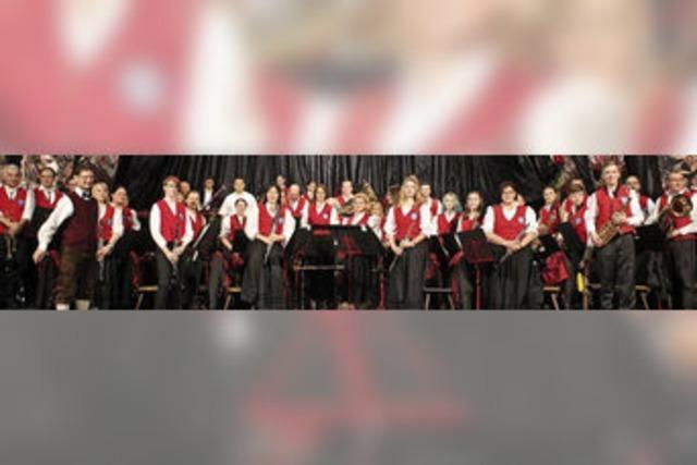 Reise nach Tirol fand ihren musikalischen Niederschlag